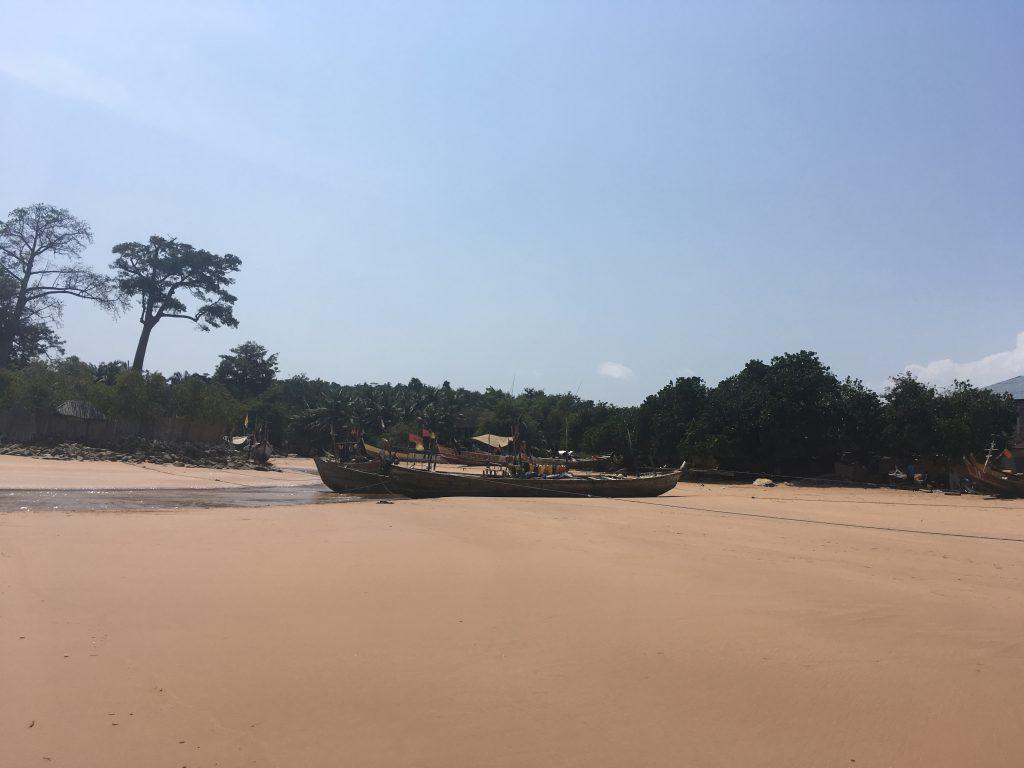 Busua Beach Ghana