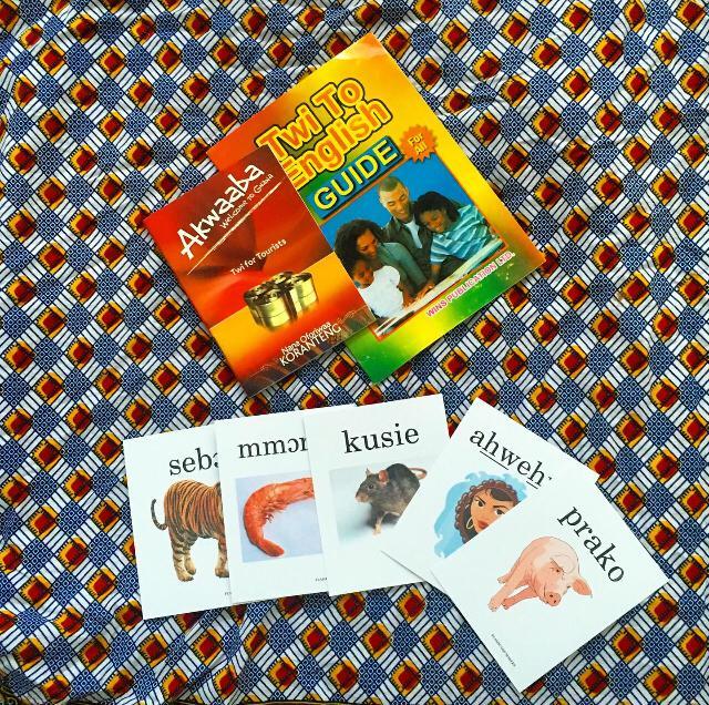 Welke talen spreken ze in Ghana
