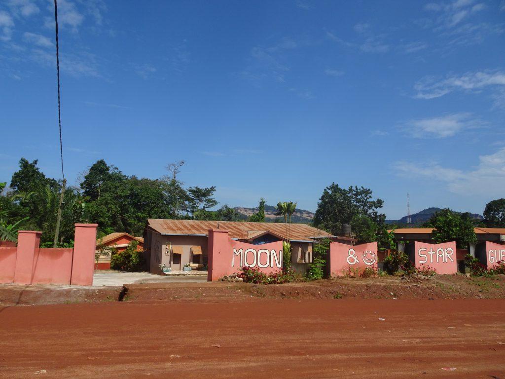 Nederlandse Patricia runt guesthouse in Ghana