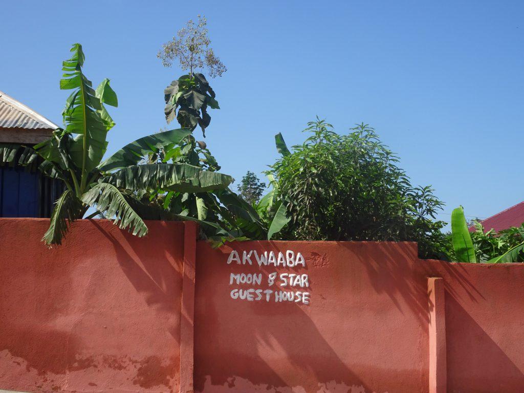 Budget accommodatie vlakbij Kumasi Ghana