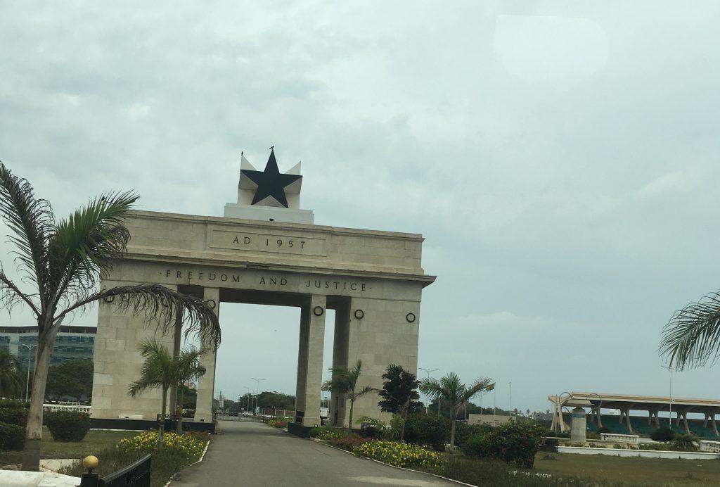 Veilig reizen in Ghana