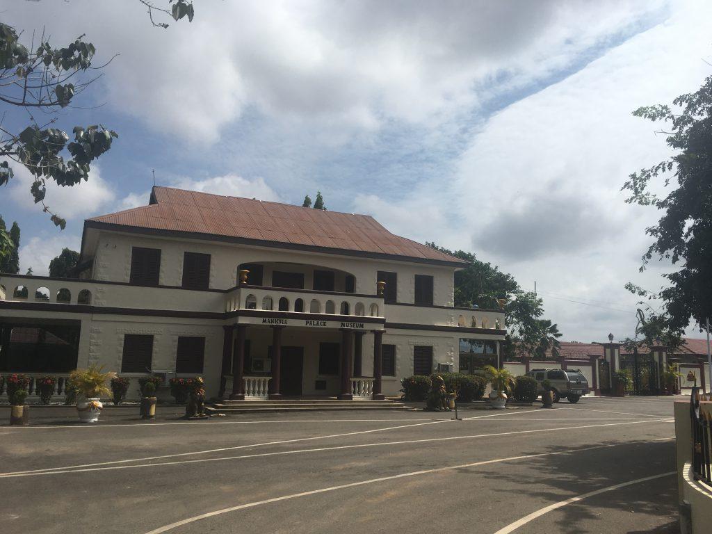 kumasi manhyia palace