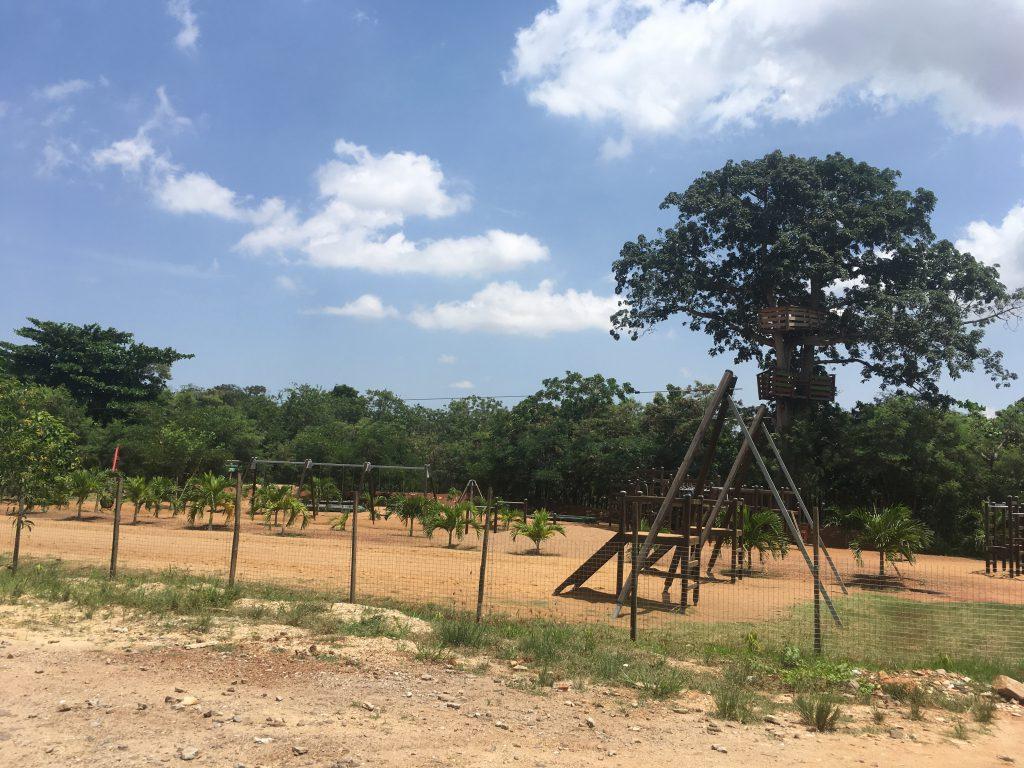 Legon Botanical Gardens Accra Ghana Wat te doen met kinderen
