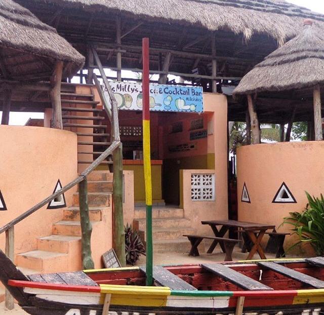 Dagtrip vanuit Accra: Kokrobite