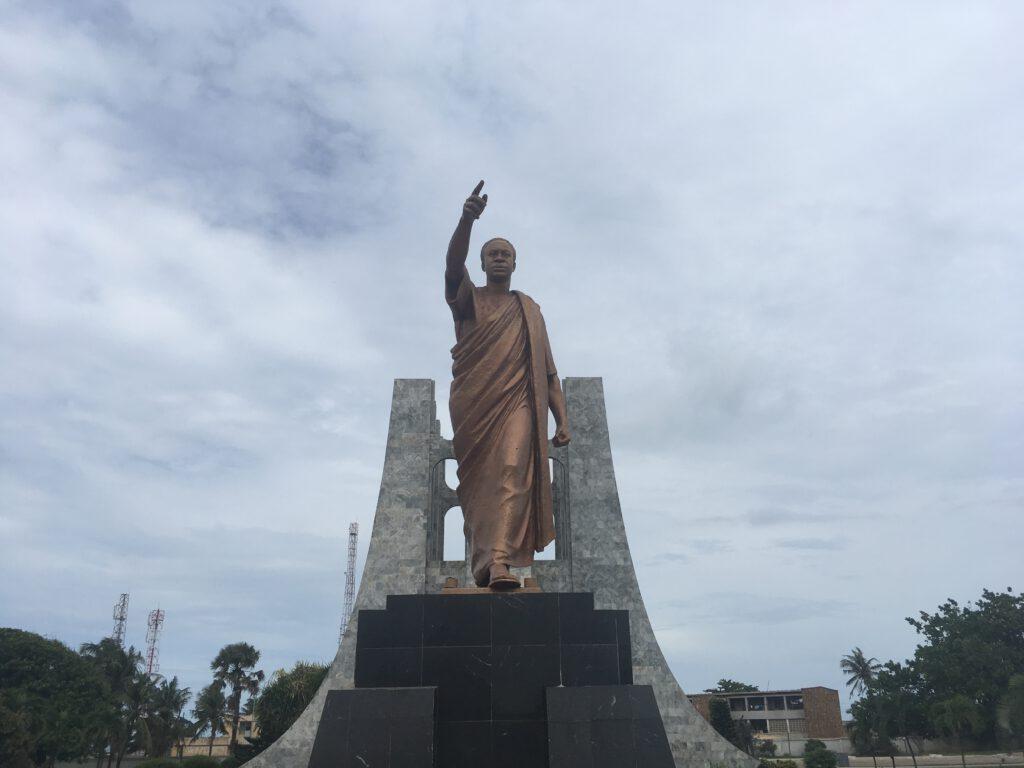 Fietsen in Accra stadstour