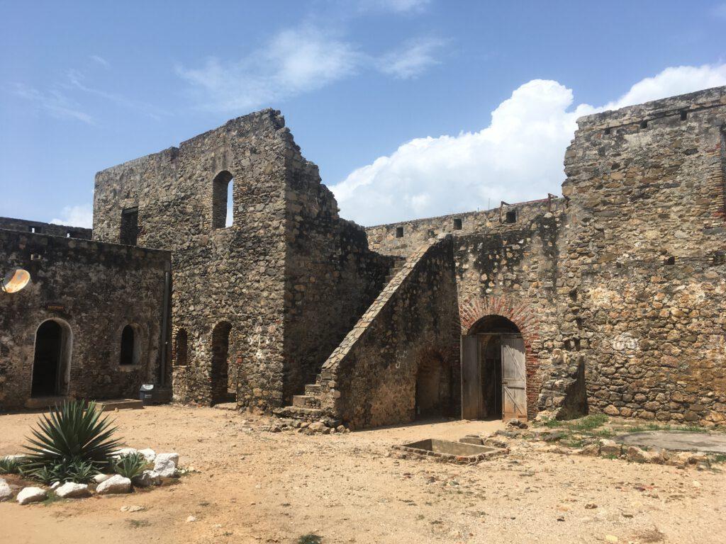 Bezienswaardigheden in Ghana Fort Amsterdam