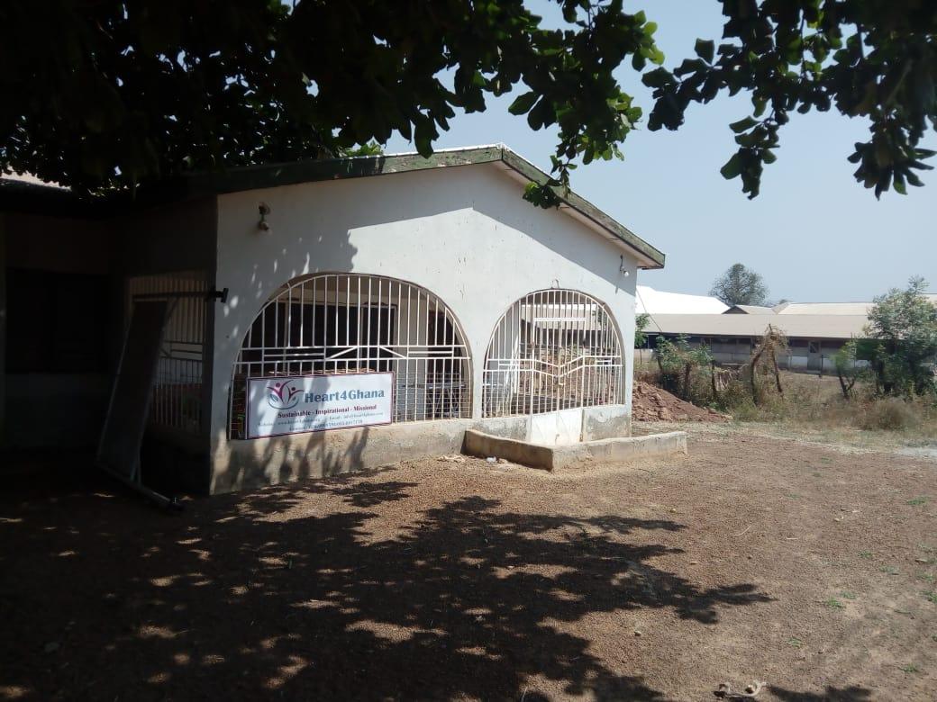 Stagebemiddeling in Ghana