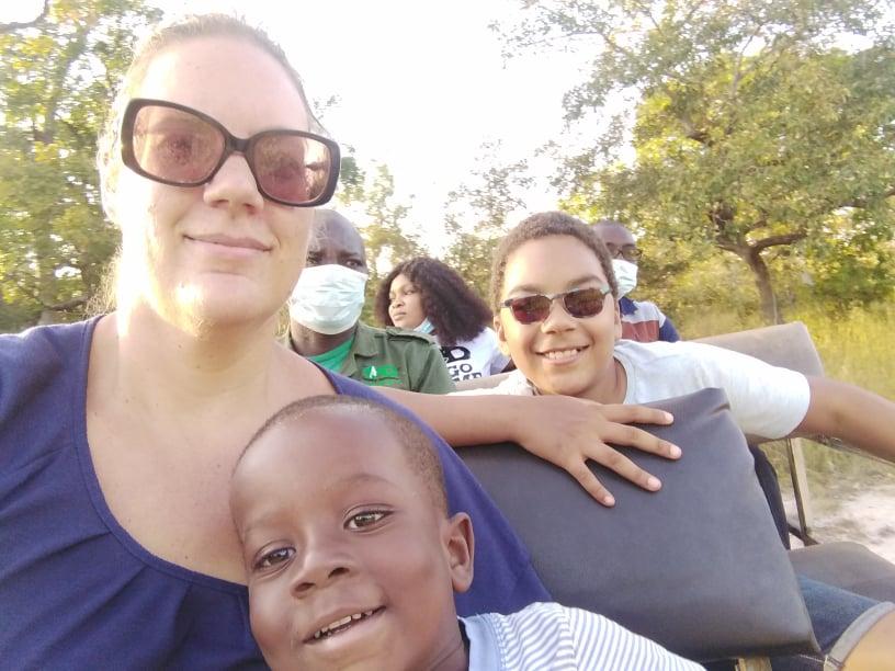 Met familie naar Ghana emigreren